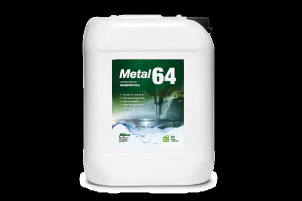 Metal 64 - Smörjmedel för metallindustrin