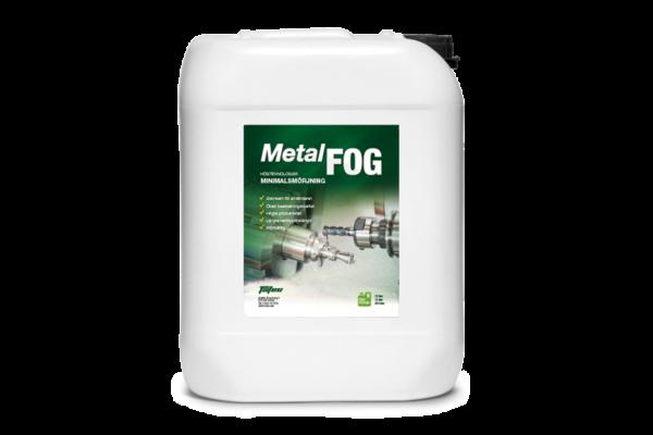 Metal Fog - Smörjmedel för metallindustrin