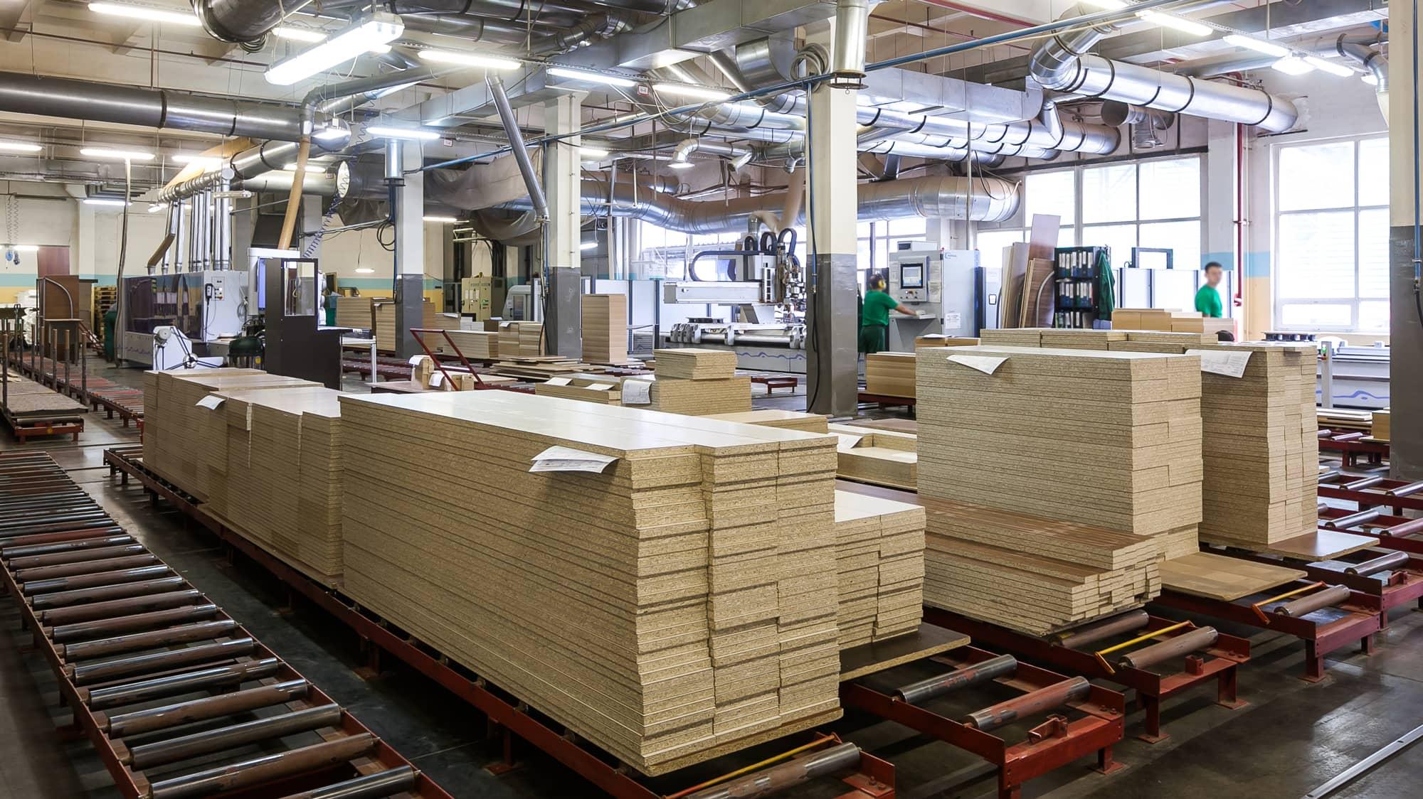 Tatec jobbar med träindustrin